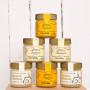 Feiner Honig aus eigener Produktion. Made in Uckermark